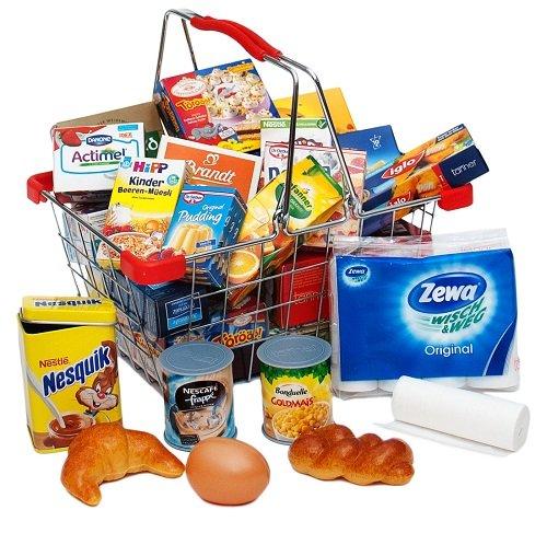 *tanner 0335.2 – Küchenkorb gefüllt mit reichlich Zubehör(Sortiert)*