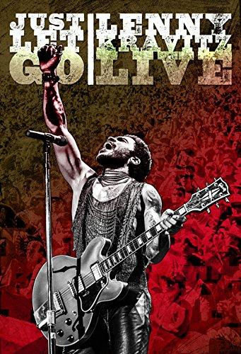 Lenny Kravitz - Just Let Go Lenny Kravitz Live - Amazon Musica (CD e Vinili)