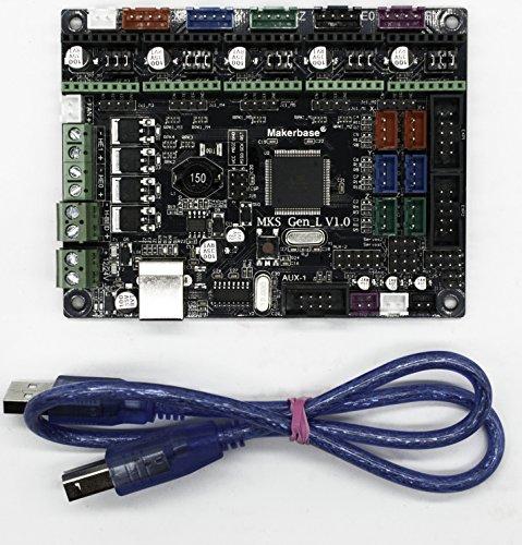 MKS GEN-L Control Board für 3D Drucker (Matrix-rampen)