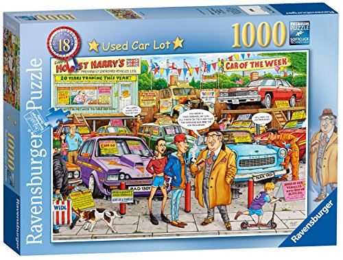 Ravensburger Best of British No.18 - Used Car