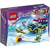 LEGO Friends 41321 - Geländewagen im Wintersportort