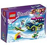 LEGO - 41321 - Friends - Jeu de Construction - Le tout-terrain de la station de ski