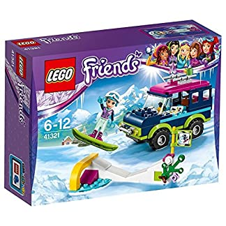 LEGO Friends – Estación de esquí: Todoterreno (41321)