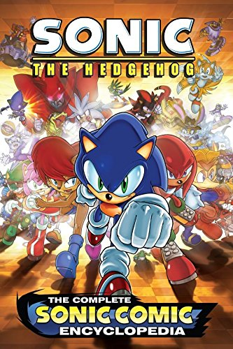 the-complete-sonic-comic-encyclopedia-sonic-graphic-novels
