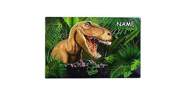 Dinosaurier Dino pvc SCHREIBTISCHUNTERLAGE UNTERLAGE TISCHUNTERLAGE 60 x 40 cm
