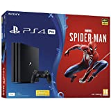 Sony PlayStation 4 Pro Console 1TB with Marvel's Spider Man