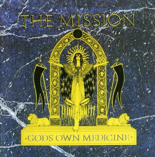 The Mission: God's Own Medicine (Audio CD)