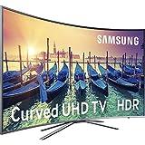 'TVC Samsung 49LED ue49ku6500ux courbé -