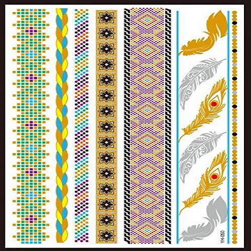 Akkordeon-mädchen (tzxdbh 3 Stücke-Neue Lila Liebe Musik Brief Schmetterling Akkordeon Braut Tattoo Party Zubehör Hochzeit Mädchen Mädchen 3 Stücke-)