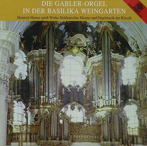 Historic Gabler Organ at Weing