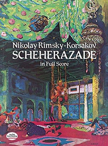 Scheherazade (Dover Music Scores) por Nikolai Rimsky-Korsakov