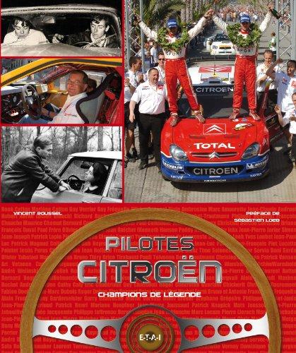 Pilotes Citron : Champions de lgende