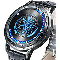 XINGYUNSHI Boys Watches Devil Hunter Zinogre Collector's Edition Touch Screen LED Watch