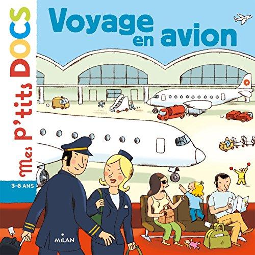 Voyage en avion (Mes p'tits docs)