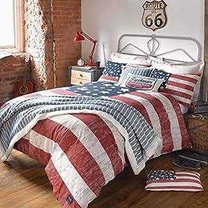 ashley wilde american freshman lenox housse de couette taille king size cuisine maison. Black Bedroom Furniture Sets. Home Design Ideas