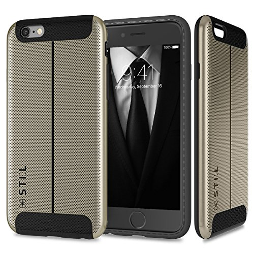 stil-cover-custodia-esclusiva-chivarly-in-silicone-e-alluminio-per-iphone-6-e-6s-oro