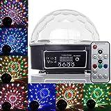 PMS Proiettore Disco Effetti Multicolore RGB LED Sfera Magic Luci Con Telecomado per Festa Discoteca