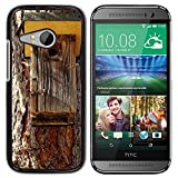 Print Motif Coque de protection Case Cover // M00126867 Aviary Nidal Einflugloch // HTC One Mini 2 / M8 MINI / (Not Fits M8)