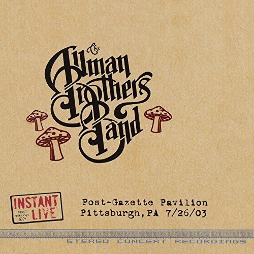 Revival (Live at Post-Gazette Pavilion, Pittsburgh, Pa, 7/26/2003) (Brothers Allman Revival)