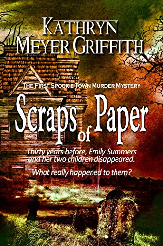 Scraps of Paper (The First Spookie Town Murder Mystery Book 1) (English Edition)