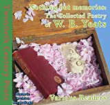 Nothing but memories: Poetry of W. B. Yeats (Audio CD) inc. Poems for Several Voices - Various Readers