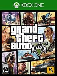 Take Two Grand Theft Auto V -Xbox One