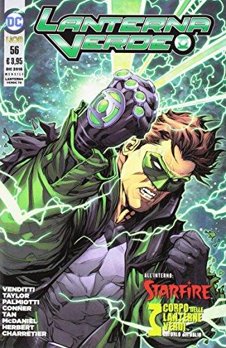 Lanterna verde. Nuova serie 78: 56