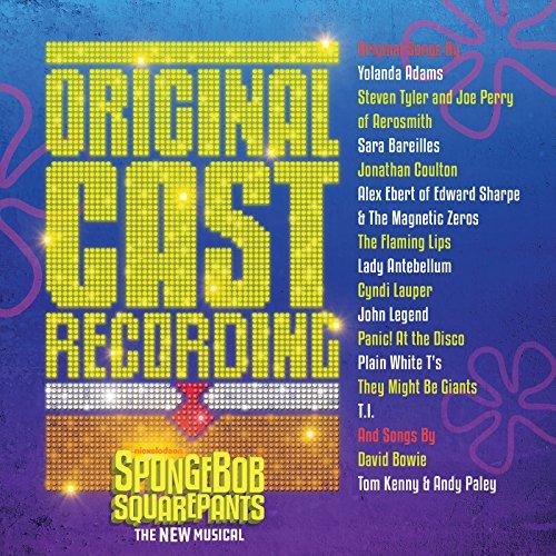 SpongeBob SquarePants, The New Musical (Original Cast Recording) (New Broadway Cast)