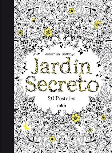 Jardin secreto. 20 postales