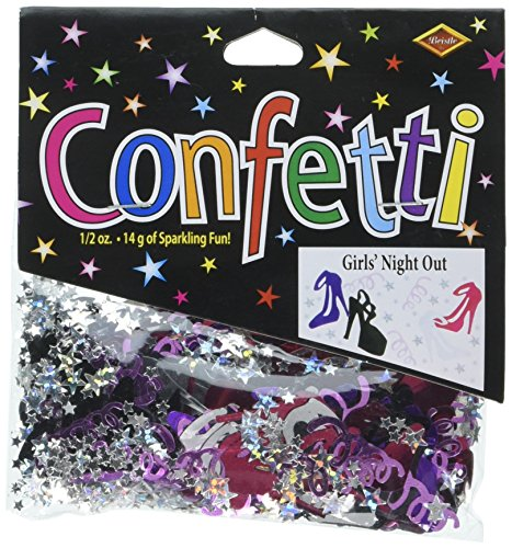 Beistle CN033 Girls Night Out Confetti -