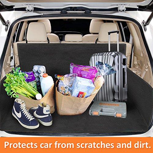 Blu CDEFG Tappetino Antiscivolo per Hyundai Tucson TL Antipolvere Tappetini in Gommaper per Interni Auto