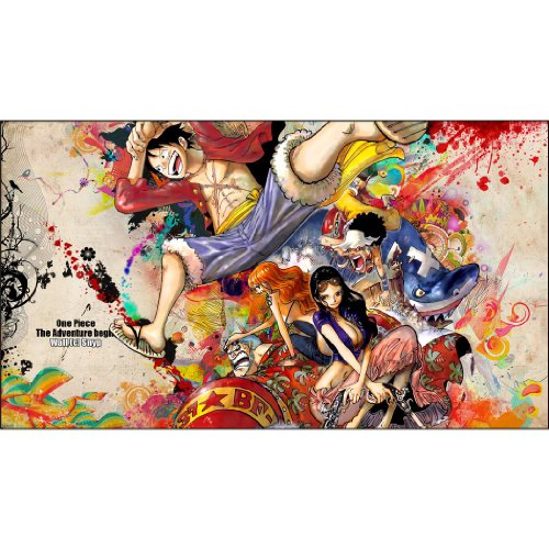 One Piece Luffy Poster 107cm x 60cm