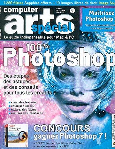 computer-arts-n-15-hs-cd-100-photoshop-7-des-etapes-des-astuces-et-des-conseils-1250-filtres-sapphir