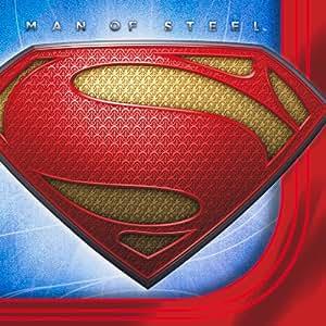 Caractéristique Superman 16Ct International Serviettes en Papier