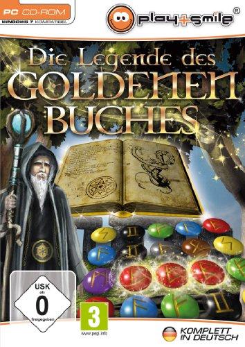 Die Legende des goldenen Buches