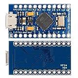 XCSOURCE® Pro Micro ATMEGA32U4 Tarjeta de módulo de 5V / 16MHz con 2 filas de cabecera para Arduino Leonardo Pro Mini TE463