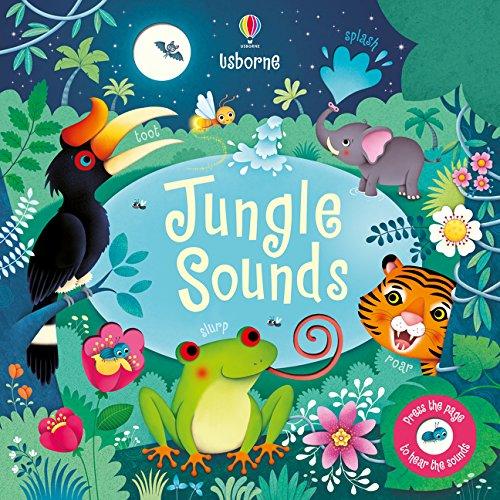 Jungle Sounds (Usborne Sound Books) por Sam Taplin