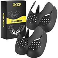 Sneaker Crease Protector Shoes Anti Wrinkle Shields Toe Box No Creases Reduce Insert Stopper Gaurds Preventer Feilds…