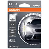 Osram 6441CW-01B LED per Illuminazione Interna, 41 mm