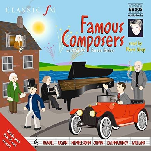 More Famous Composers  Audiolibri