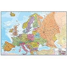 Amazonit Mappa Europa