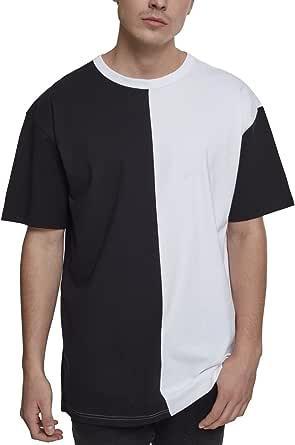 Urban Classics Men's Oversize Harlequin Tee T-Shirt