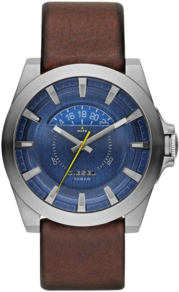 Reloj Diesel 46mm esf. azul