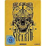Sicario (Steel Edition) [Blu-ray]