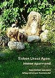 Sieben Lhasa Apso: immer spannend: Geschichten aus dem Alltag mit einem Hunderudel