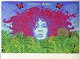 Terre d'Erykah Badu Jour revêtue revêtue d'archives édition limitée Impression Poster musique par EMEK original signé et numéroté avec?: d'Erykah Badu