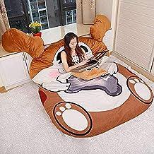 Totoro colchón 130 x 190 cm de Soft épaissir Historieta, Tatami Dormitory colchón Dibujo Animado