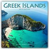 Greek Islands - Die griechischen Inseln 2018: Original Avonside-Kalender [Mehrsprachig] [Kalender] (Wall-Kalender) - Avonside Publishing