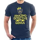 Cloud City 7 Brooklyn Nine Nine Amazing Detective Slash Genius Men's T-Shirt