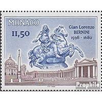 Mónaco 2426 (completa.edición.) 1998 Gian Lorenzo Bernini (sellos para los coleccionistas)